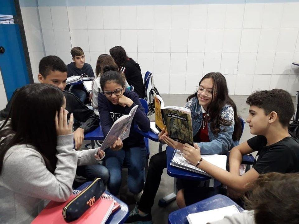A leitura é um ato de fundamental importância