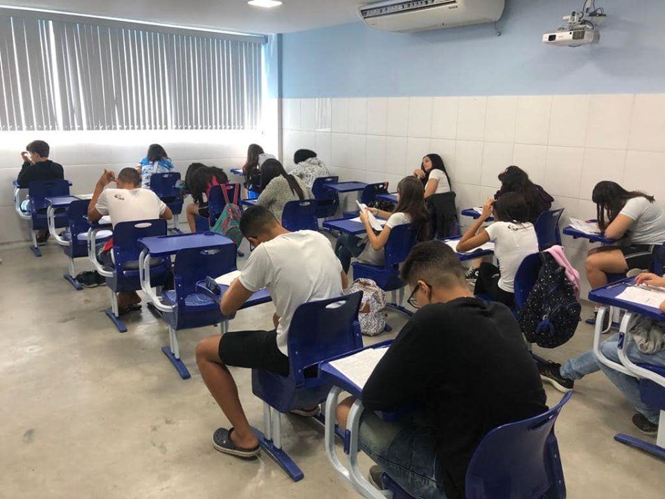O Colégio Asas tem desenvolvido diversas estratégias de aprimoramento